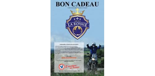 Bon-cadeau La Royale 2021
