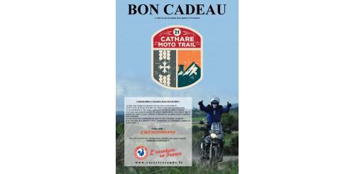 Bon-cadeau Cathare Moto Trail 2021