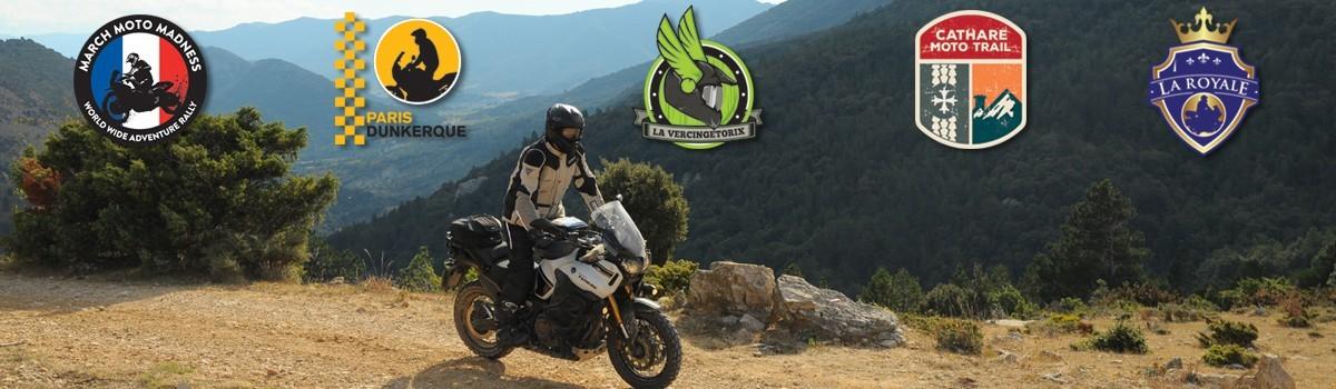 Maxi-trails events
